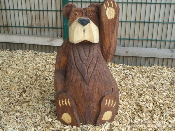 Timber Bear
