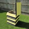 Beehive Composter Bin
