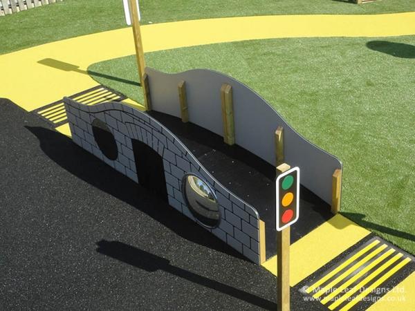 Wheelchair Bridge