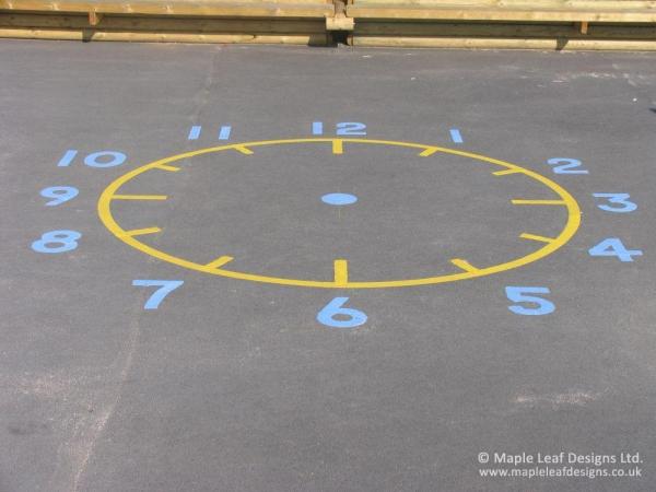Clock Markings