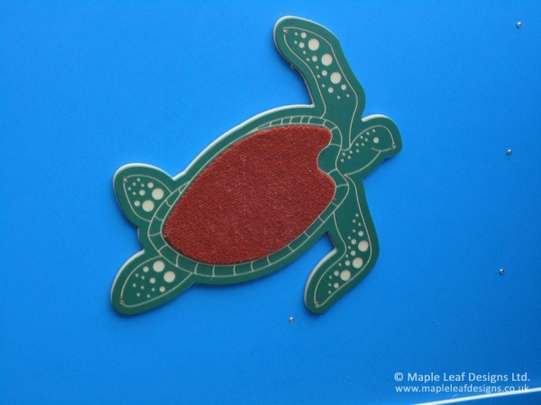 HDPE Engraved & Sensory Animals