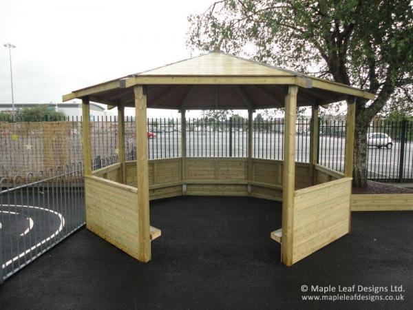Octagonal Shelter