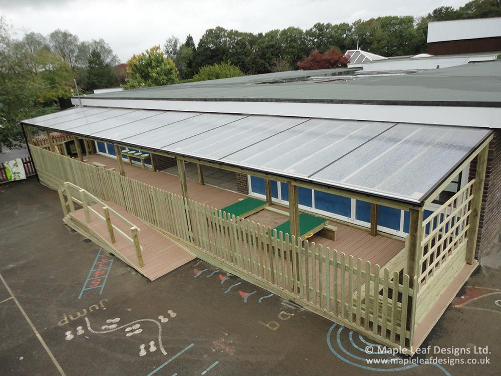 How To Build A Lean To Roof Uk