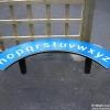 Alphabet Seat