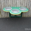 Wall Mounted Flower Table