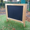 Small Free Standing Magnet Compatible Chalkboard