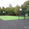 Wetpour Safety Surfacing Ball Court