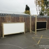 Free Standing Chalk, Draw & Paint Multi Panel
