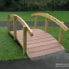 Timber Arched Bridge