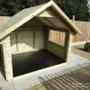 Log Cabin Workshop
