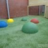 Wetpour Half Sphere