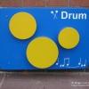 Drum Music Panel