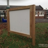Free Standing Whiteboard