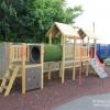 Jumbo Wildwood Play Tower