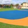 Wetpour Rubber Safety Surfacing