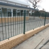 Play Spec Metal Bow Top Fencing