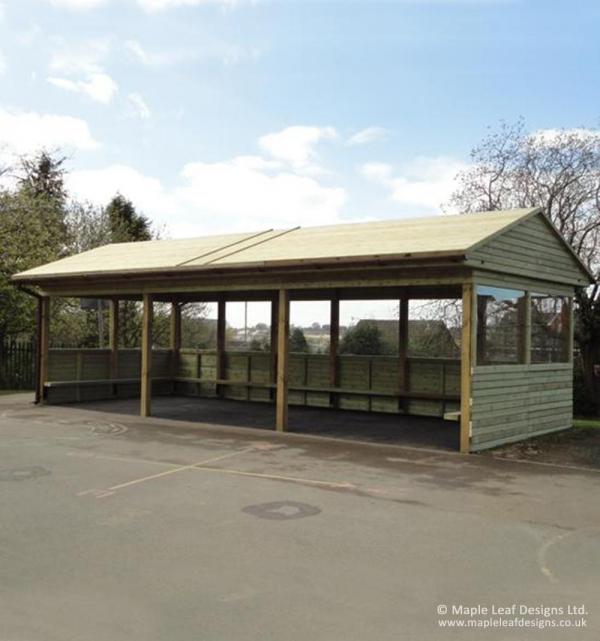 Mobberley Shelter