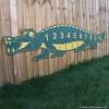 Number Crocodile
