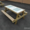Theme Top Picnic Table