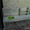 Rustic Mud Kitchen (Small)