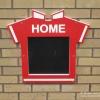 Football Shirt Chalkboards