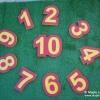 1-10 Number Panels