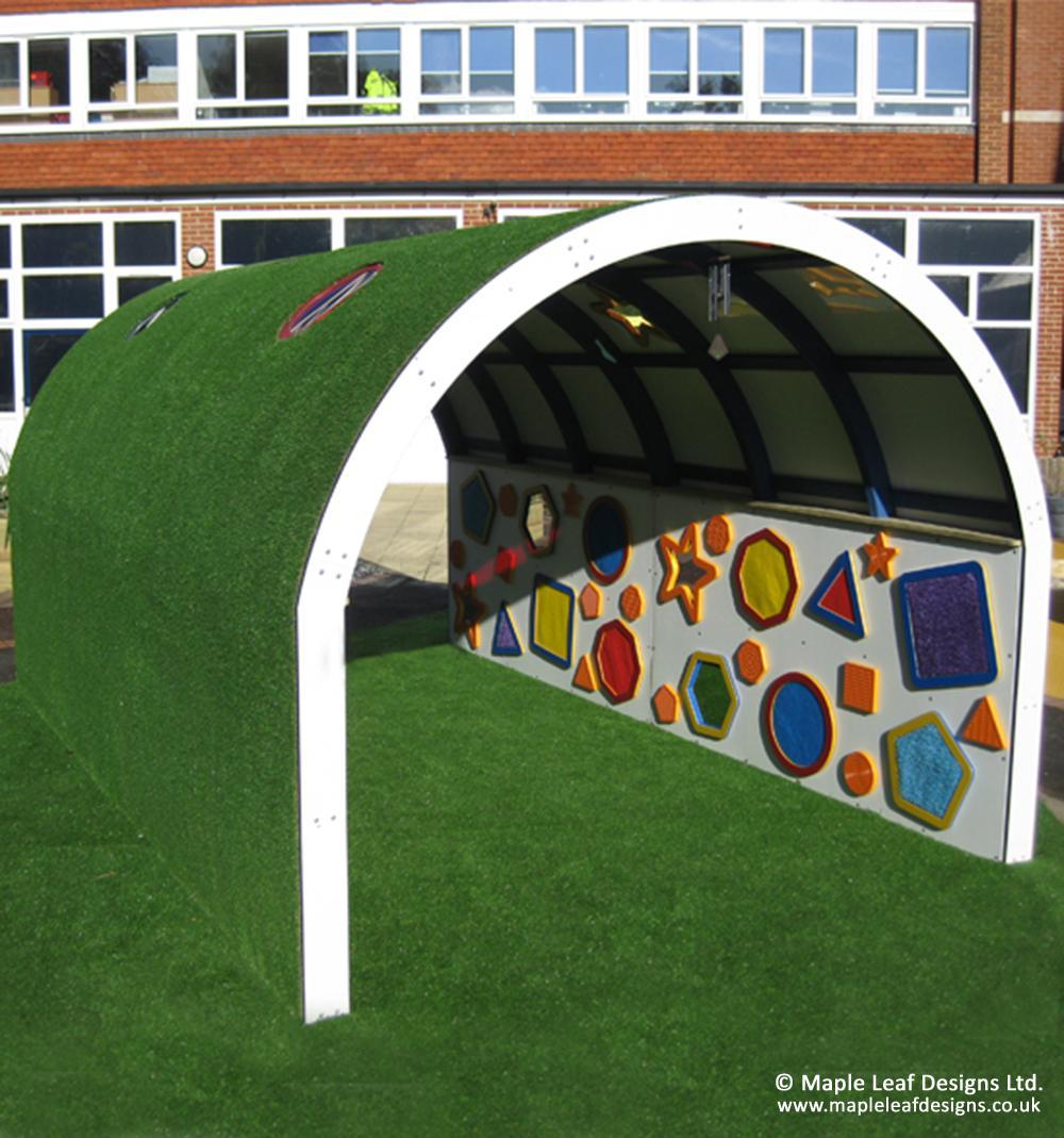 Inclusive Sensory Tunnel Maple Leaf Designs Ltd