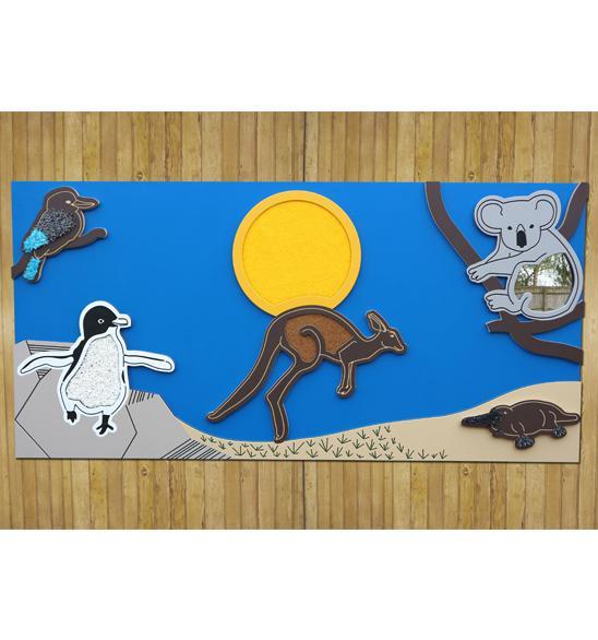 Tactile Australia Panel