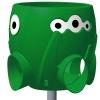 Octopus Ball Catcher in Green