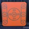 Small HDPE Ball Target