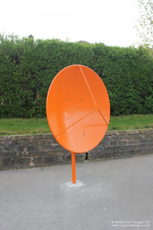 Echo Sounds Parabolic Reflector