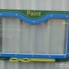 HDPE Paint Panel