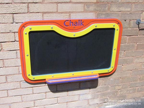 HDPE Chalk Panel