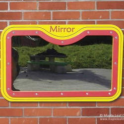 HDPE Paint Mirror