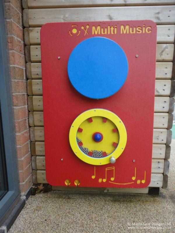 Double Music Panel
