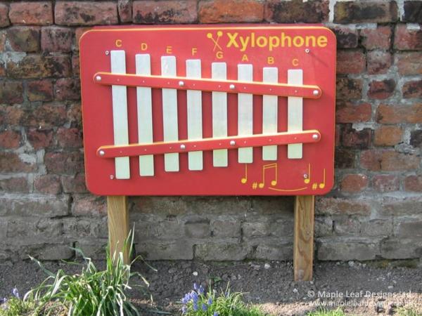 Xylophone Panel