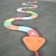 Alphabet Snake Markings