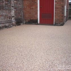Earth Mix Wetpour Safety Surfacing