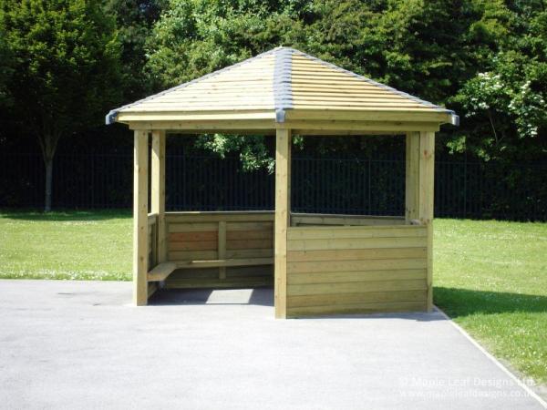 Hexagonal Shelter