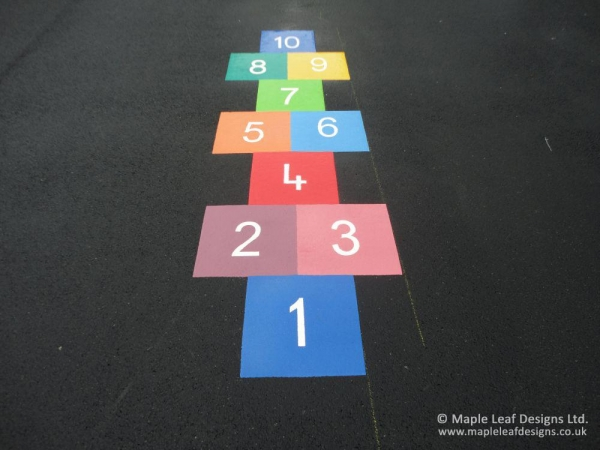 Hopscotch Solid Markings