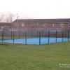 Artificial Grass Ball Court
