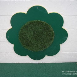 Tactile Flower Panel