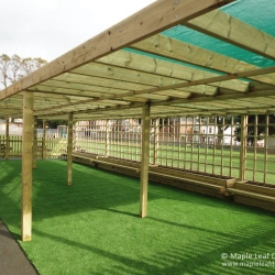 Outdoor Classrooms, Shelters & Awnings
