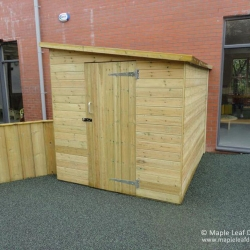Heavy Duty Storage Shed