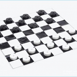 Draughts Pieces