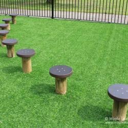 Stump Seats