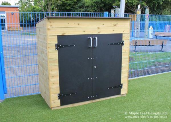 Toy Storage Bunker