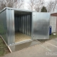 Galvanised Steel Storage Container