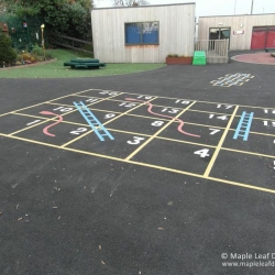 Snakes & Ladders Markings
