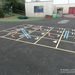 Snakes & Ladders Markings